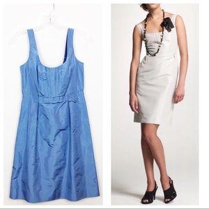 J. Crew Silk Taffeta Clementine Bridesmaid Dress